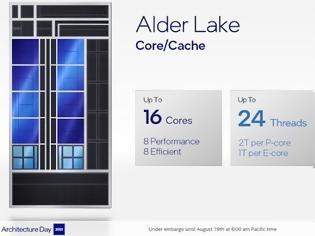 Φωτογραφία για Η Intel ετοιμάζει επεξεργαστές 12ης γενιάς Core (Alder Lake-S) τύπου «F»