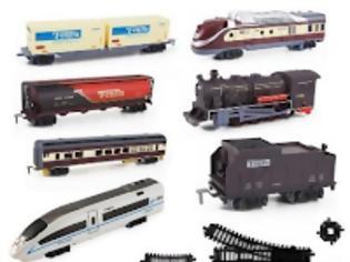 Φωτογραφία για Το μοντελιστικό παζάρι των Φίλων Σιδηροδρόμου Αθήνας.