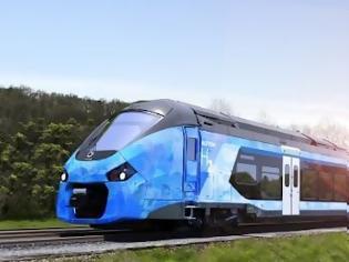 Φωτογραφία για Γαλλία: Το πρώτο τρένο που κινείται με υδρογόνο
