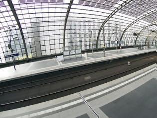 Φωτογραφία για Γερμανία: Απεργούν για 5η ημέρα οι σιδηροδρομικοί.