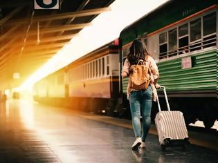 Φωτογραφία για Oι καλύτερες διαδρομές με τρένο στην Ευρώπη για το 2021
