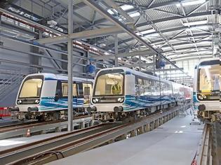 Φωτογραφία για Ταχιάος: Στα τέλη του 2023 μετατίθεται ο στόχος για το μετρό της Θεσσαλονίκης- Πού απέδωσε τη νέα καθυστέρηση ο πρόεδρος της «Αττικό Μετρό» - Τι είπε για τα δοκιμαστικά δρομολόγια.