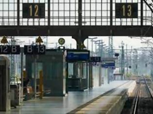 Φωτογραφία για Οι  μηχανοδηγοί των Γερμανικών τρένων απειλούν με νέα απεργία.