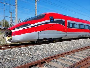 Φωτογραφία για Ισπανία: Το νέο τρένο υψηλής ταχύτητας ETR 1000 ξεκινά τα δοκιμαστικά του δρομολόγια.