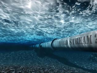 Φωτογραφία για Ολοκληρώθηκε ο αγωγός Nord Stream 2 για τη μεταφορά αερίου από τη Ρωσία στη Γερμανία