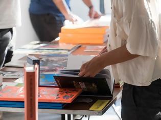 Φωτογραφία για Athens Art Book Fair 2021: Μια έκθεση για τις καλλιτεχνικές εκδόσεις στην Ελλάδα