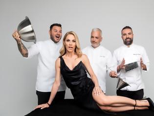 Φωτογραφία για Το «Game of Chefs» κάνει πρεμιέρα την Δευτέρα στις 21:00 το βράδυ