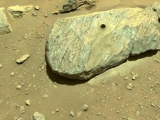 Φωτογραφία για NASA: Ναι, το ρόβερ στον Άρη, εξερευνά μια αρχαία λίμνη