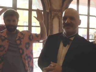 Φωτογραφία για Νίκος Μουτσινάς: Ξανά χτυπάει με τρέιλερ έκπληξη - Άφωνη η Φαίη Σκορδά (Pic - Video)