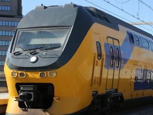 Φωτογραφία για Κίνηση τρένων με αιολική ενέργεια .