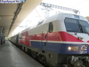Φωτογραφία για ΤΡΑΙΝΟΣΕ: Πώς θα ταξιδεύουν με τρένο οι ανεμβολίαστοι  από αύριο Δευτέρα.