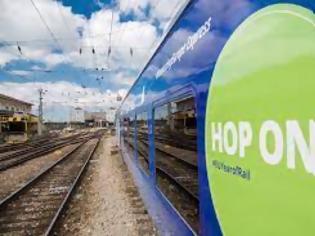 Φωτογραφία για Αύριο το τρένο της Ευρώπης φτάνει στη Θεσσαλονίκη. Ξενάγηση των επισήμων στο σιδηροδρομικό μουσείο Θεσσαλονίκης.