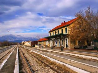 """Φωτογραφία για """"Το τρένο θα σφυρίξει τρεις φορές"""": Δημιουργείται Κίνηση Πολιτών στην ΑΜ-Θ για τον Σιδηρόδρομο."""