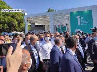 Φωτογραφία για Γιατί ο πρωθυπουργός στην ΔΕΘ δεν αναφέρθηκε στην νέα σιδηροδρομική χάραξη Θεσσαλονίκης –Καβάλας;