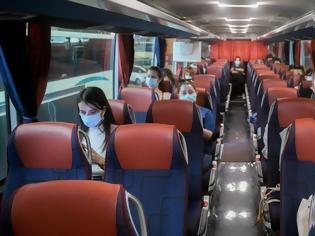 Φωτογραφία για Υποχρεωτικό rapid test ακόμα και για αστικές μετακινήσεις στην περιφέρεια