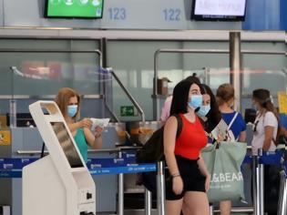 Φωτογραφία για Πτήσεις εσωτερικού: Από 4 ετών απαραίτητη η προσκόμιση αρνητικού self test για επιβίβαση