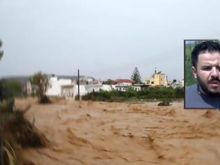 Φωτογραφία για Ρέθυμνο: Οργή και αγανάκτηση από πλημμυροπαθή του Σταυρωμένου