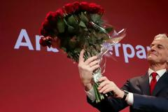 Εκλογές Νορβηγία: Μεγάλοι νικητές οι κεντροαριστεροί - Παραδέχτηκε την ήττα η πρωθυπουργός Σόλμπεργκ