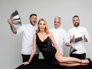Φωτογραφία για Αυτοί οι παίκτες που θα διαγωνιστούν σήμερα στα Blind Taste Test του «Game Of Chefs»