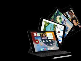 Φωτογραφία για Η 9η γενιά του iPad με A13 Bionic και νέο iPad mini
