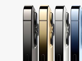 Φωτογραφία για iPhone 13 Pro και iPhone 13 Pro Max διαθέτουν ρυθμό ανανέωσης 120Hz