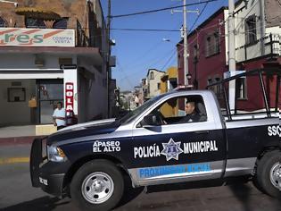 Φωτογραφία για Μεξικό: Συμμορία απήγαγε ξένους τουρίστες σε ξενοδοχείο