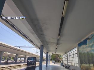 Φωτογραφία για Σιδηροδρομικός σταθμός Θεσσαλονίκης: Εικόνες που δεν τιμούν τον σιδηρόδρομο.