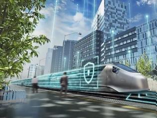 Φωτογραφία για Airbus: Συμφωνία με την Alstom για την ασφάλεια στις σιδηροδρομικές μεταφορές.