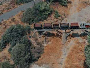 Φωτογραφία για Τι ξέρεις για το τρένο στην Καλαβασό;