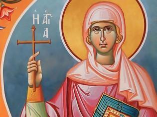 Φωτογραφία για 16 Σεπτεμβρίου: Σήμερα η Αγία μας Εκκλησία τιμά τη μνήμη της Αγίας Ευφημίας