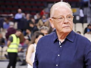 Φωτογραφία για Πένθος στο ευρωπαϊκό μπάσκετ: Πέθανε ο Ντούσαν Ιβκοβιτς
