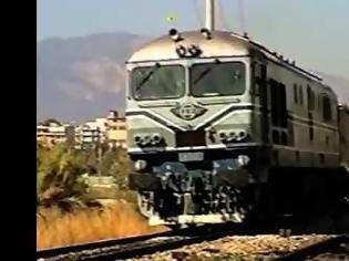 Φωτογραφία για Ελληνικός σιδηρόδρομος από το 1992 έως το 2007. Δείτε το βίντεο.