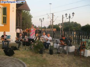 Φωτογραφία για Την Κυριακή, μουσική βραδιά στο σιδηροδρομικό μουσείο Θεσσαλονίκης.