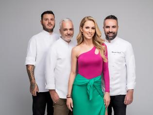 Φωτογραφία για Αυτή είναι η πρώτη αλλαγή που θα δούμε στο «Game of chefs»!