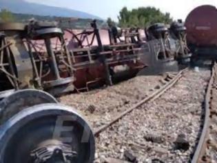 Φωτογραφία για ΟΣΕ: Αποκατάσταση κυκλοφορίας στο τμήμα γραμμής μεταξύ ΣΣ Λευκοθέας - ΣΣ Φωτολίβος