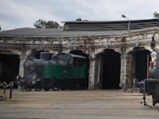 Φωτογραφία για Το Σιδηροδρομικό Μουσείο του ΟΣΕ.
