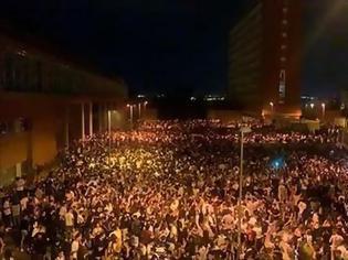 Φωτογραφία για Πάρτυ με... 25.000 άτομα στην Πανεπιστημιούπολη της Μαδρίτης