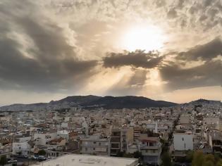 Φωτογραφία για Καιρός: Ζέστη, τοπικές βροχές και αφρικανική σκόνη τη Δευτέρα