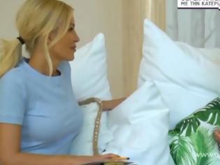 Φωτογραφία για Η Κατερίνα Καινούργιου στην πρώτη τηλεοπτική συνέντευξη της Ιωάννας Παλιοσπύρου: «Θαύμασα την ομορφιά και γοητεύτηκα από την ψυχή της»