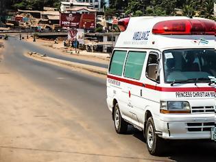 Φωτογραφία για Γουινέα: Eνας νεκρός από σύγκρουση τρένων μεταφοράς βωξίτη.