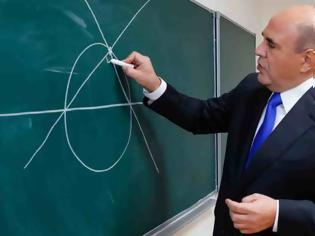 Φωτογραφία για Πρωθυπουργός της Ρωσίας Ευκλείδεια γεωμετρία όχι επιχειρηματικότητα