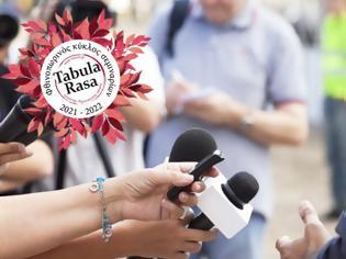Φωτογραφία για Νέο σεμινάριο δημοσιογραφίας: πληροφορία και σύνταξη ρεπορτάζ από την Παρασκευή Βονάτσου στο εργαστήρι δημιουργικής γραφής Tabula Rasa