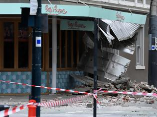 Φωτογραφία για Ισχυρός σεισμός στην Αυστραλία: 5,8 Ρίχτερ ταρακούνησαν τη Μελβούρνη, προκλήθηκαν ζημιές σε κτίρια
