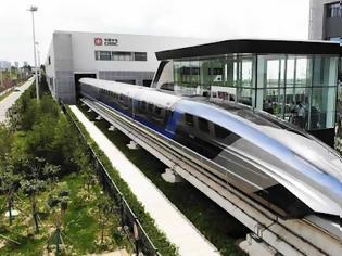 Φωτογραφία για Ποια είναι τα πιο γρήγορα τρένα στον κόσμο;