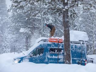 Φωτογραφία για Bloomberg: Oι επιστήμονες αναμένουν έναν πολύ κρύο χειμώνα στο βόρειο ημισφαίριο