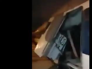 Φωτογραφία για Τυνησία: Τουλάχιστον 30 τραυματίες από σύγκρουση τρένων στην πρωτεύουσα Τύνιδα . Βίντεο.