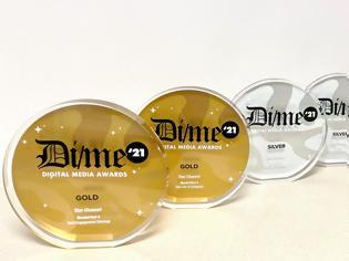 Φωτογραφία για Επτά βραβεία DIME στο Star