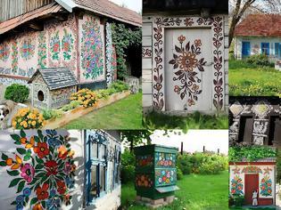 Φωτογραφία για Το ...ζωγραφισμένο χωριό