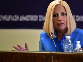 Φωτογραφία για Δεν κατεβαίνει για πρόεδρος του ΚΙΝΑΛ η Φώφη Γεννηματά λόγω επιδείνωσης της υγείας της