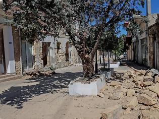 Φωτογραφία για Νύχτα αγωνίας στην Κρήτη μετά τα 6,3 Ρίχτερ - Τι ανησυχεί τους σεισμολόγους